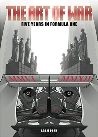 Art of War Formula 1 comic book graphic novel automotive cars racing gearheads series