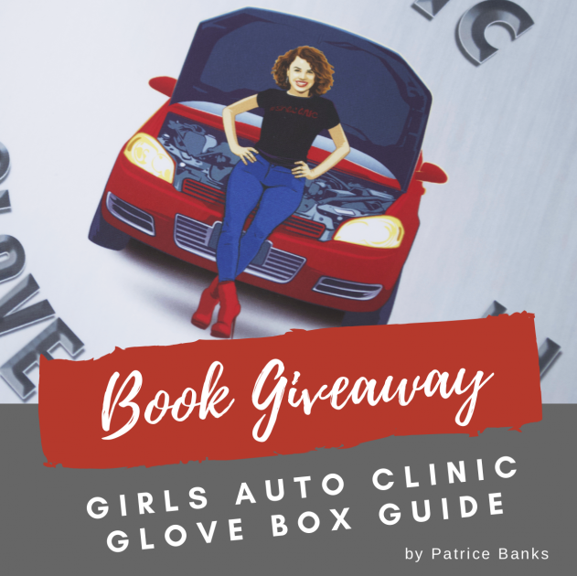 Girls Auto Clinic Book Giveaway