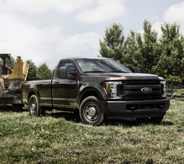 2018 Ford F-350 Super Duty XL