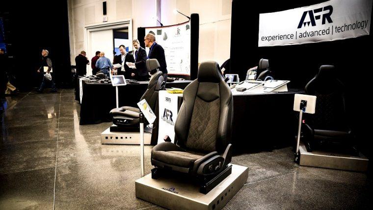 Ford SEATS showcase