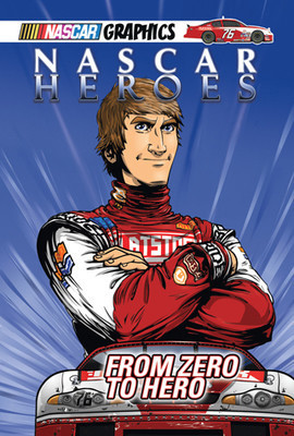 NASCAR Heroes comic book graphic novel automotive cars racing gearheads series