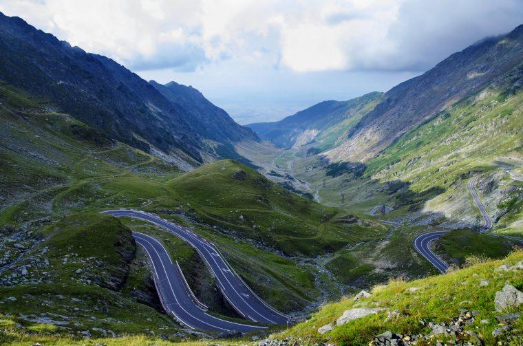 Transylvania road trip Transfăgărășan
