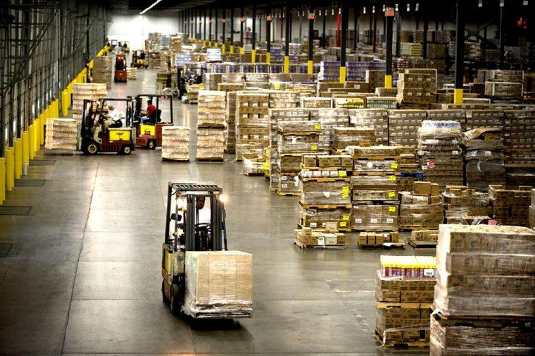 third party logistics service 3pl warehouse