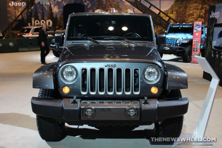 US News & World Report Ranks Jeep Wrangler in Top 10 List of Easy ...