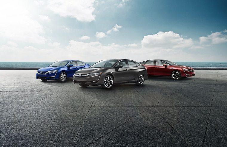 2018 Honda Clarity Series