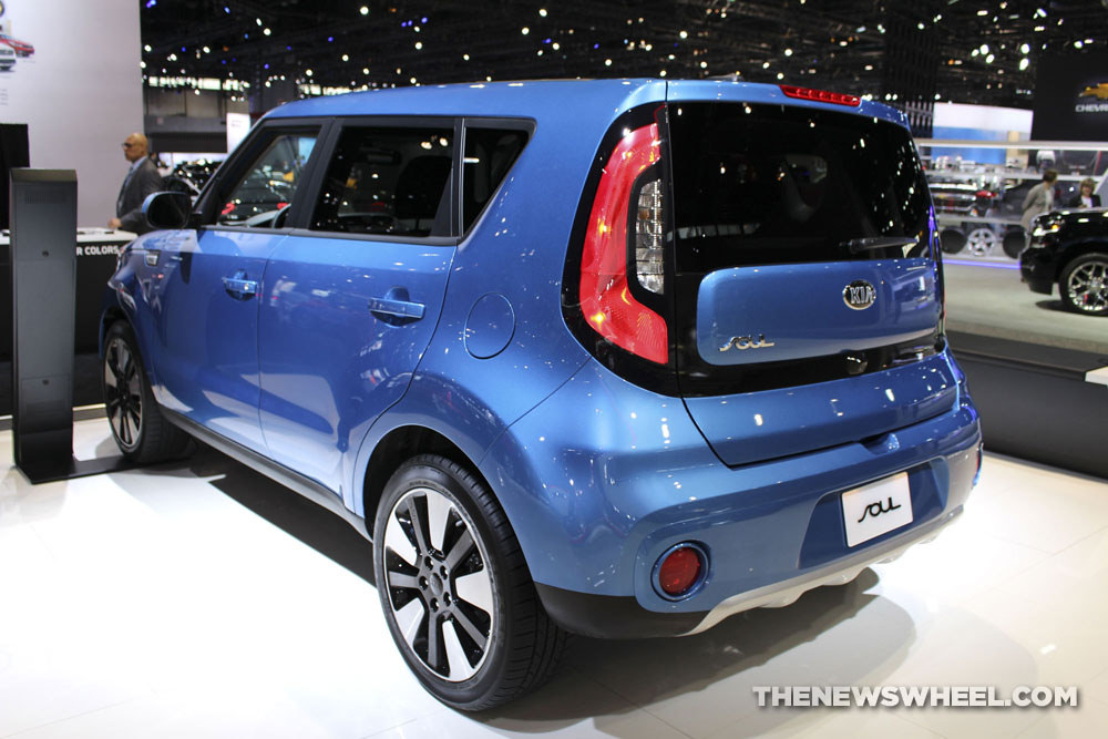 Kia Soul S Cool Style And Affordability Land It On Kelley