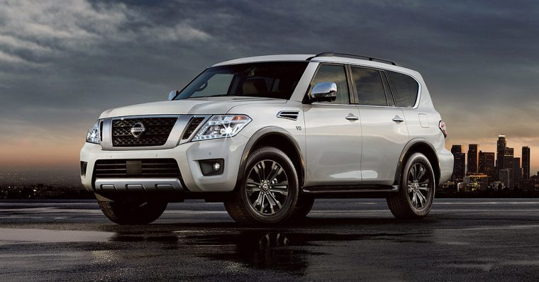 Nissan Armada Praised For Its Towing Capability By U.S. News U0026 World Report
