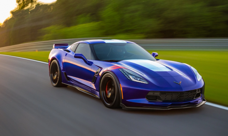 2019 Chevrolet Corvette Grand Sport Overview - The News Wheel