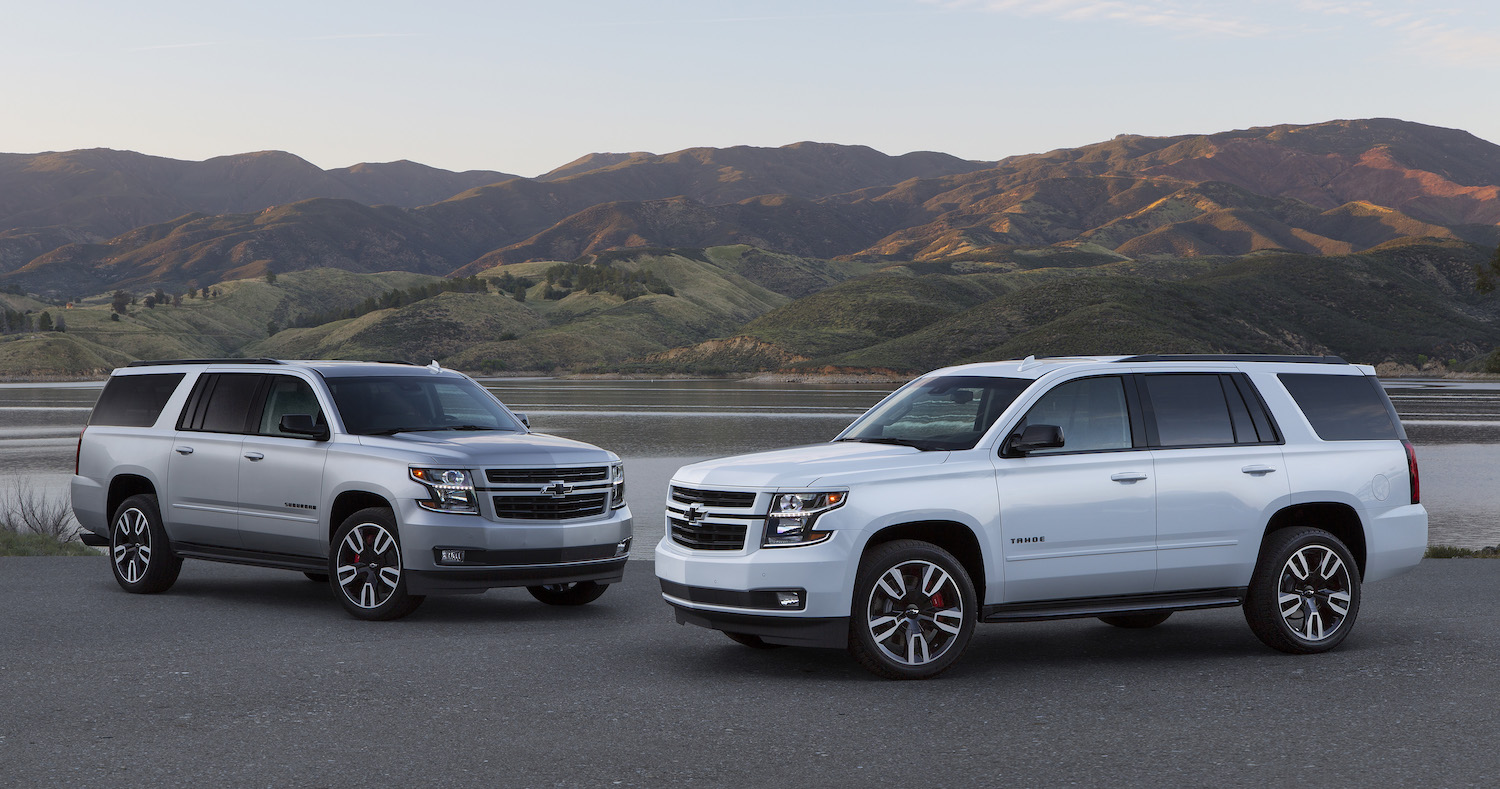 Chevrolet Announces the RST Performance Package for the ...
