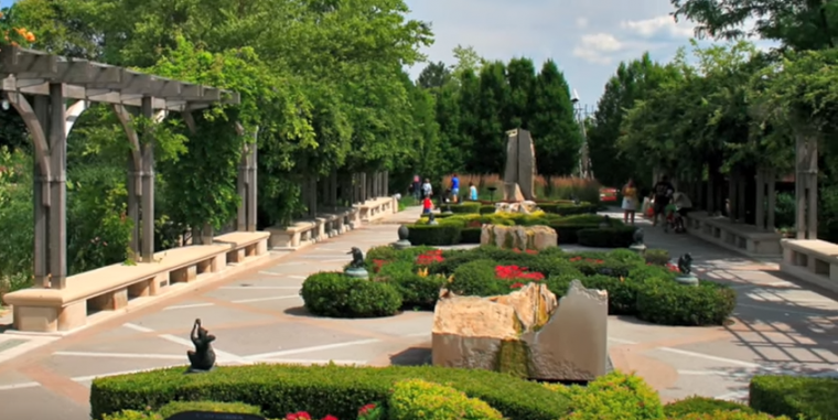 4 Midwestern Sites Worth Visiting On National Public Gardens Day The News Wheel