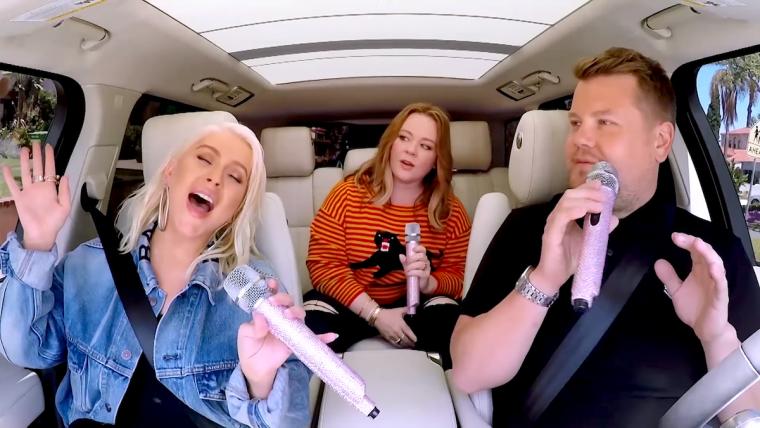 Christina Aguilera Carpool Karaoke - Extended Cut screenshot