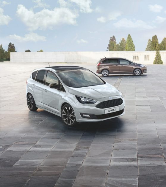 2018 Ford C-MAX Sport
