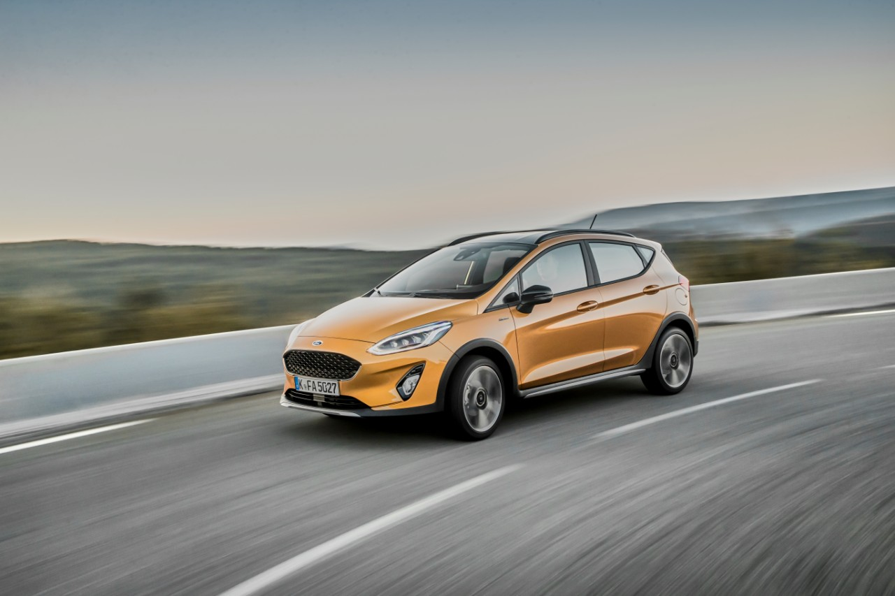 Photos Maybe The Fiesta Active Would Fit In That Quot White
