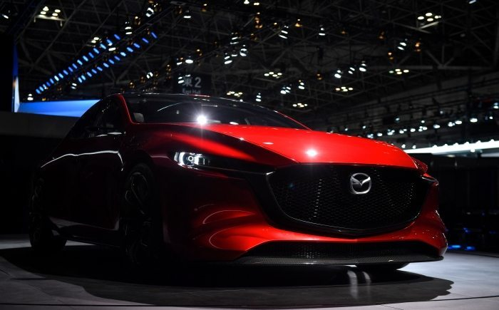 Mazda Kai Concept design Tokyo Auto Show