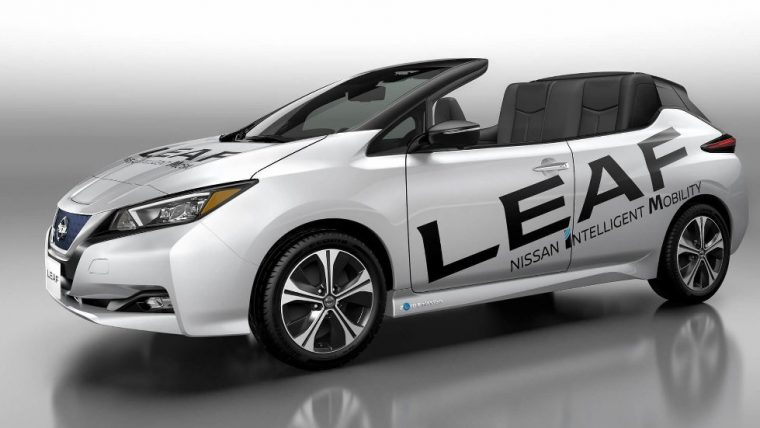 Nissan-Leaf-convertible