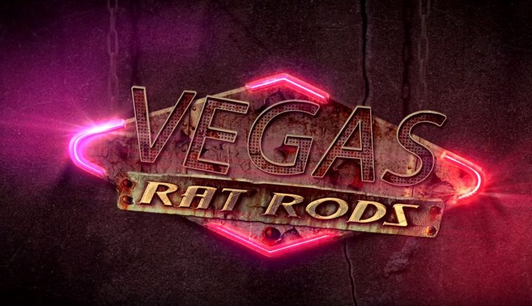 Vegas Rat Rods Discovery Channel Gearhead TV Show