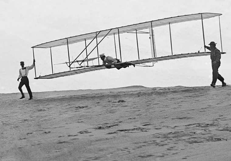 Wright Brothers Glider Tests