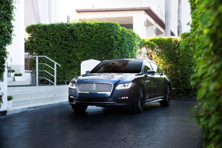 2018 Lincoln Continental sbe