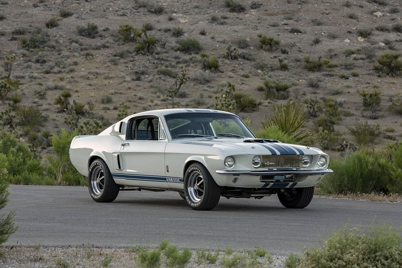 Photos Shelby American Realizes The Dream Of The 1967 Shelby Super