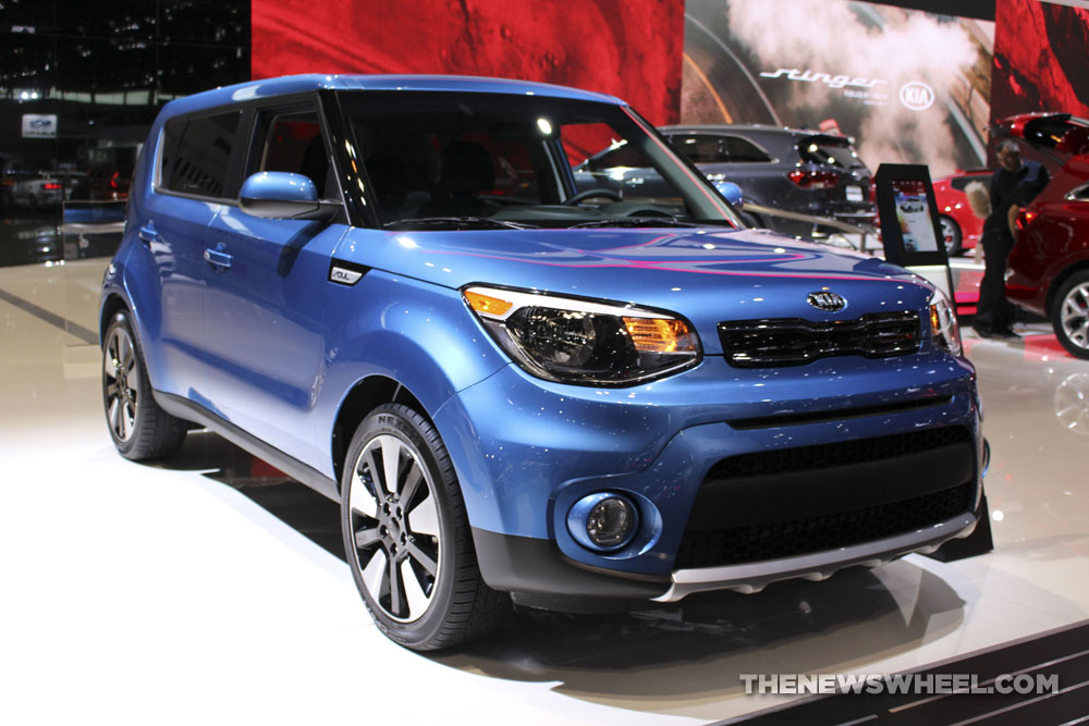 five kia models make us news list of best choices for a new first car the news wheel. Black Bedroom Furniture Sets. Home Design Ideas