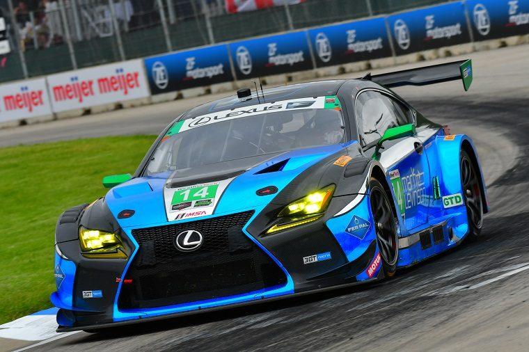 2018 Lexus Racing