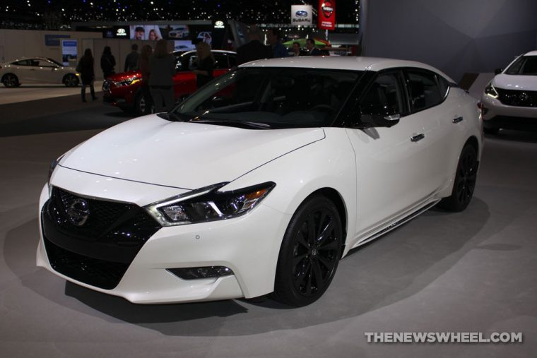 You Might Not Equate A Large Car With A Sporty Performance, But The 2018  Nissan Maxima Proves Differently, According To The Editors At U.S. News U0026  World ...