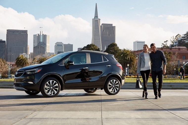 2019 Buick Encore Overview The News Wheel