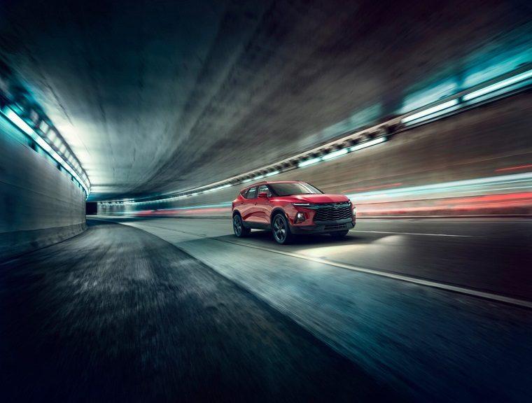 2019 Chevrolet Blazer pricing and trim levels