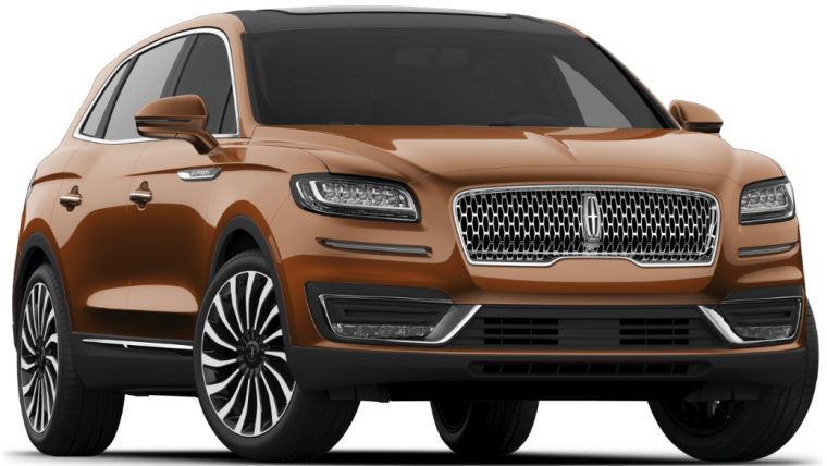 2019 Lincoln Nautilus Starts At 41 335 Nautilus Black Label Maxes