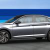 2019 Volkswagen Jetta SEL Premium Platinum Gray Metallic