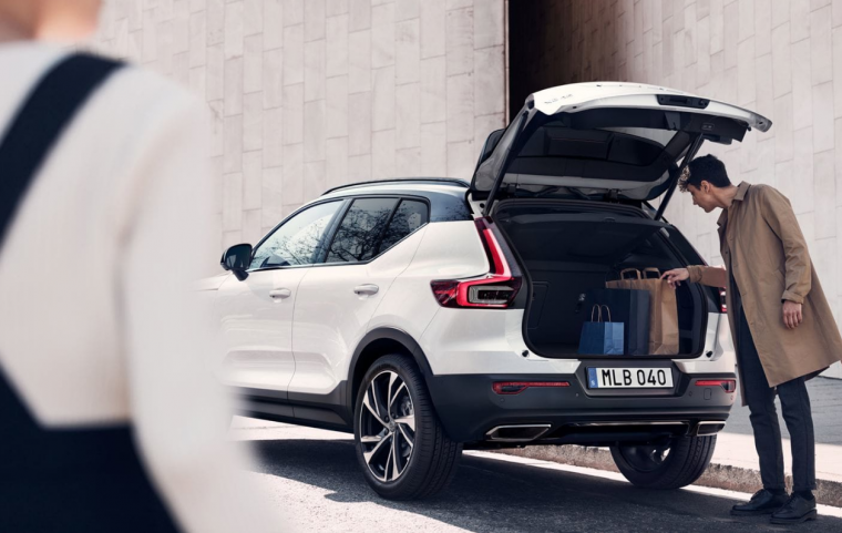 2019 Volvo Xc40 Overview The News Wheel