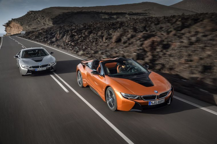 2019 Bmw I8 Overview The News Wheel