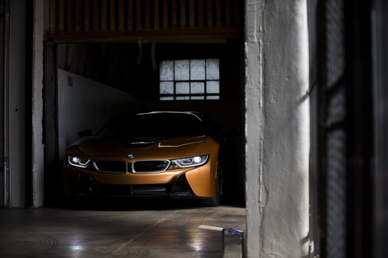 Bmw Announces The New Bmw I4 Electric Vehicle The News Wheel