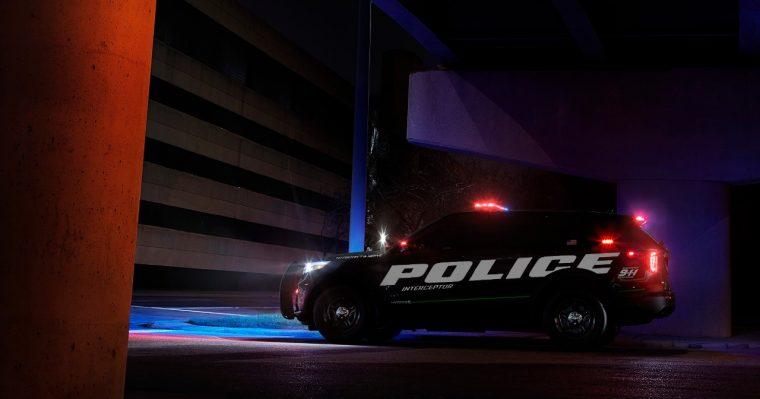 All-New Ford Police Interceptor Utility Hybrid