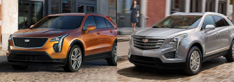 What Are The Differences Between The Cadillac Xt4 And Xt5 The