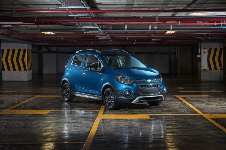 Sportier Chevrolet Beat Activ Arriving in Mexico in July ...