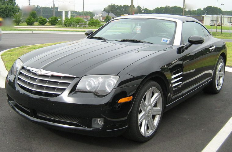 Chrysler Crossfire History Rise Fall Sports Coupe Problems