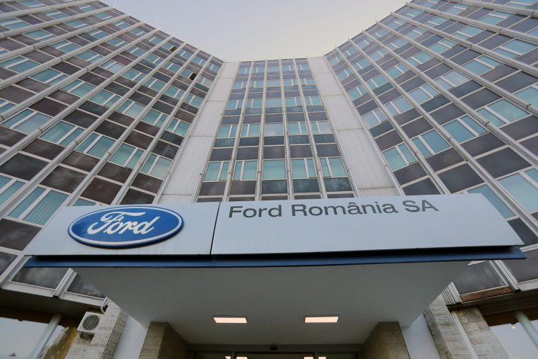 Ford Confirms Second Vehicle for Craiova Assembly Plant in Romania