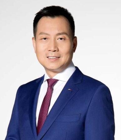 Henry Li, president of Ford's National Distribution Services Division in China