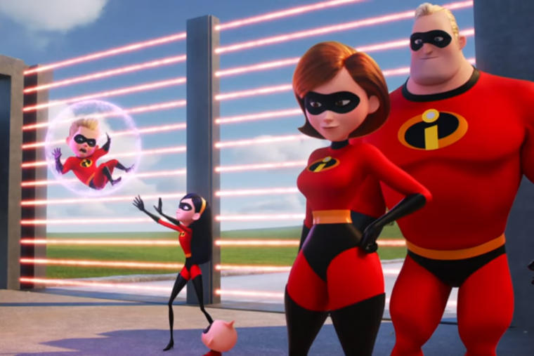 chrysler teams up with the incredibles to promote the chrysler
