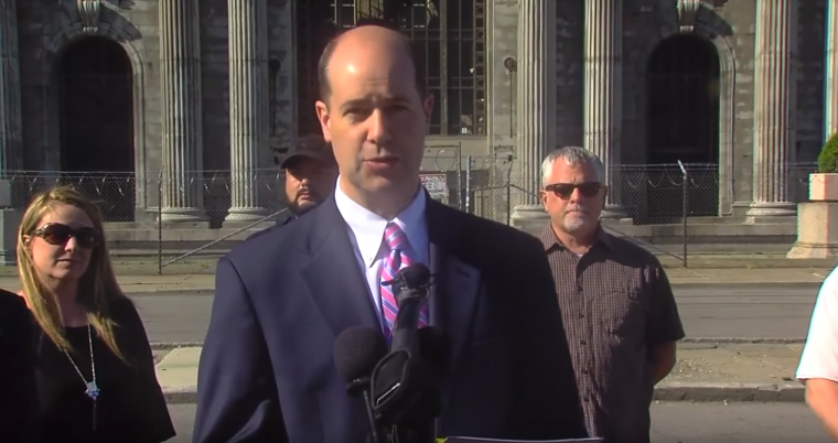Matthew Moroun announces sale of Michigan Central Station