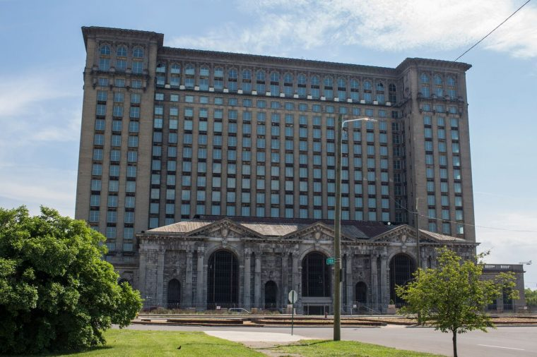 Ford paid $90M for Michigan Central Station