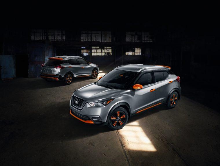 Nissan Kicks Color Studio