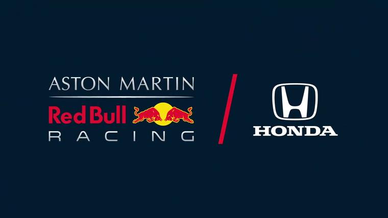 Red Bull Honda Logo