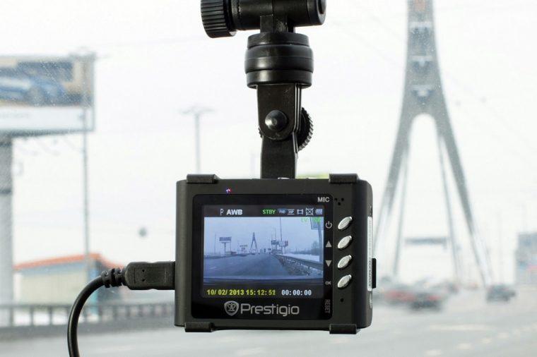 dashboard dash cam security car camera