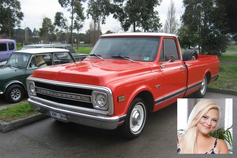 1970 Chevrolet C10 Aimee Floribama Shore