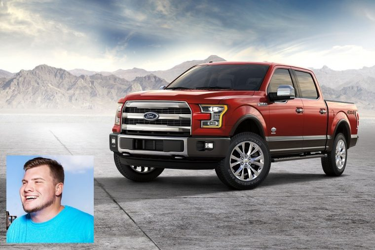2017 Ford F-150 King Ranch Jeremiah Floribama Shore