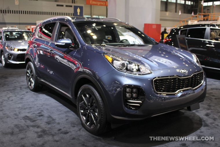 Driver Assist Features Make Kia Sportage Top Choice For Teen Drivers