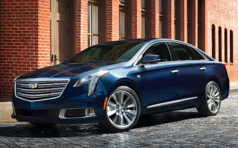 2019 Cadillac XTS Overview - The News Wheel