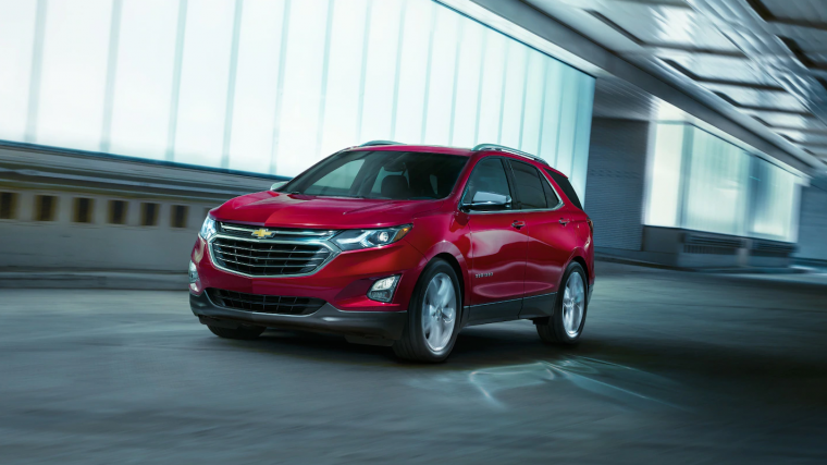 2019 Chevrolet Equinox interior and user experience